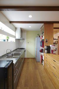 キッチン 新築 新築住宅